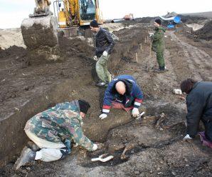 При раскопках обнаружился газопровод…