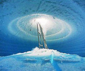 Подледниковое озеро Восток: обнаружен новый тип бактерий