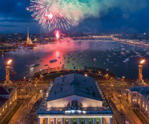 В Питере отпразднуют 316 – летие города