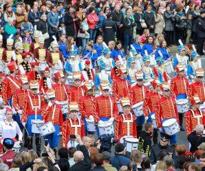В Санкт-Петербурге состоится барабанный марш, который войдет в книгу рекордов Гиннеса