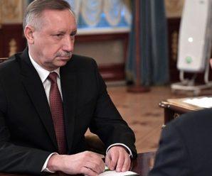 Беглов попросил Москву поделиться бюджетными деньгами