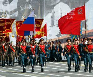 В Питере день Победы прошел на самом высоком уровне