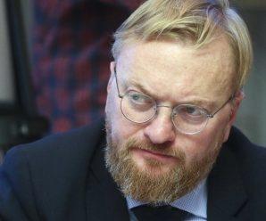 Милонов предложил Резнику пройти тест на наркотики